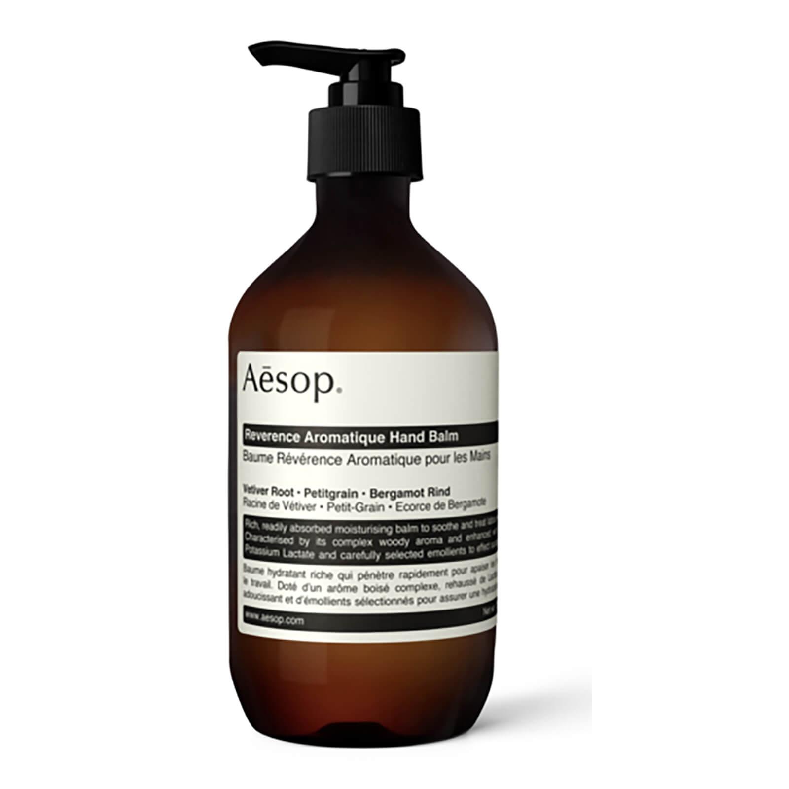 Купить Aesop Reverence Aromatique Hand Balm 500ml