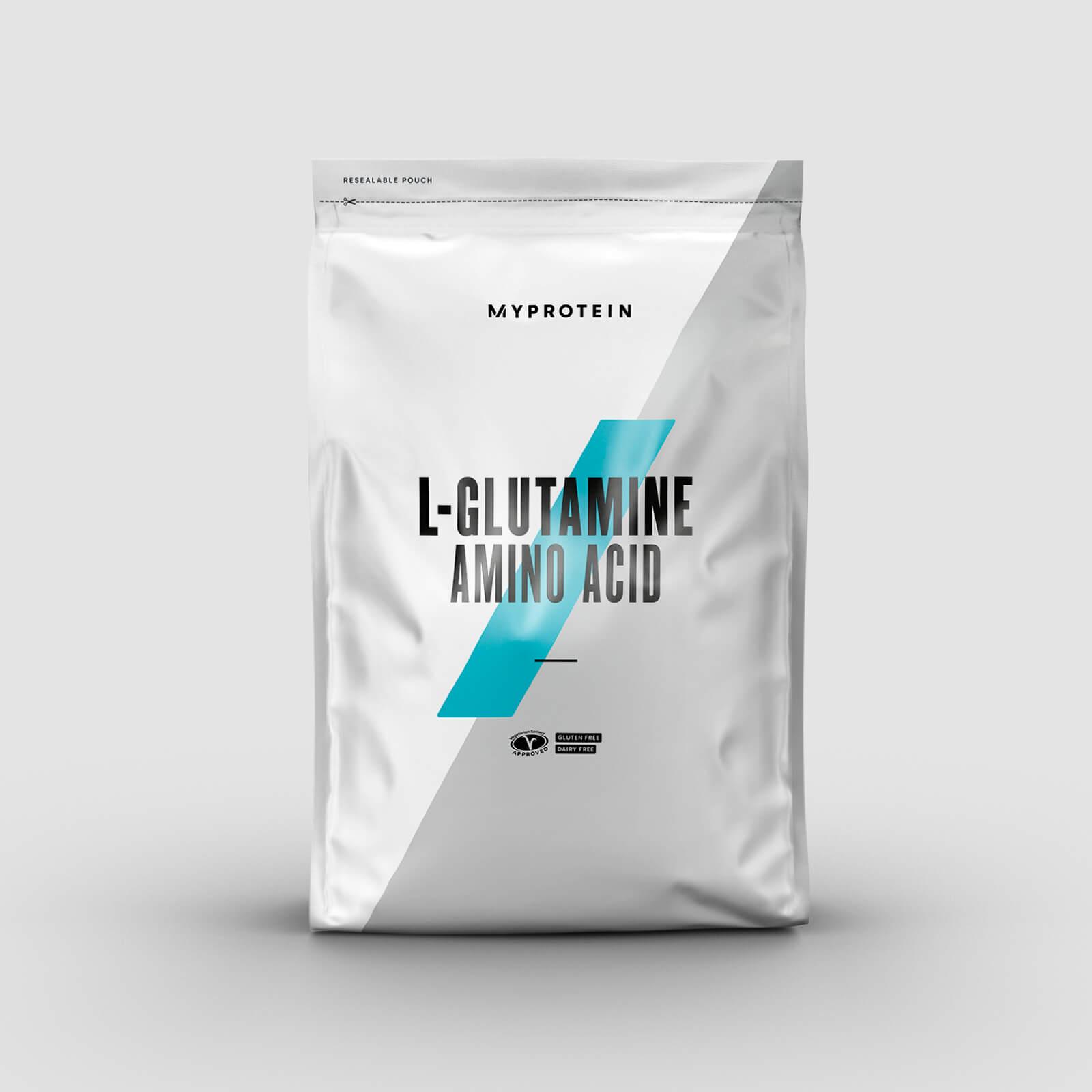 L-Glutamin Aminosäuren - 500g - Geschmacksneutral