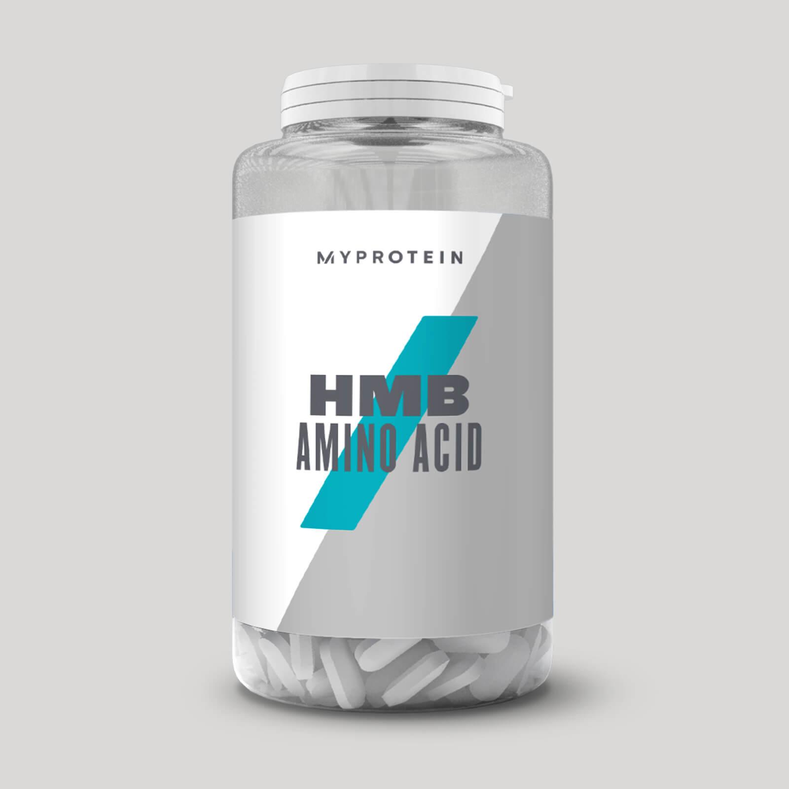 HMB - 180Comprimés - Sans arôme ajouté