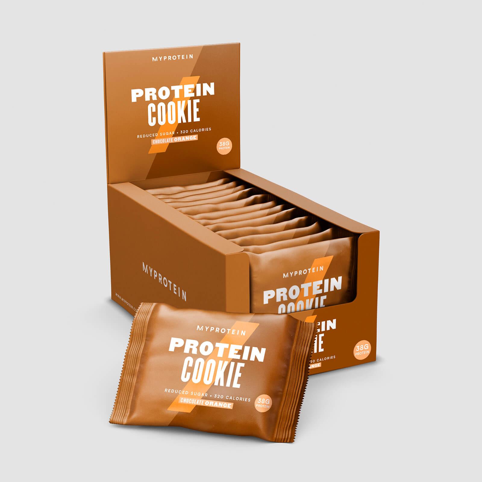 Cookie Protéiné - Chocolat-Orange