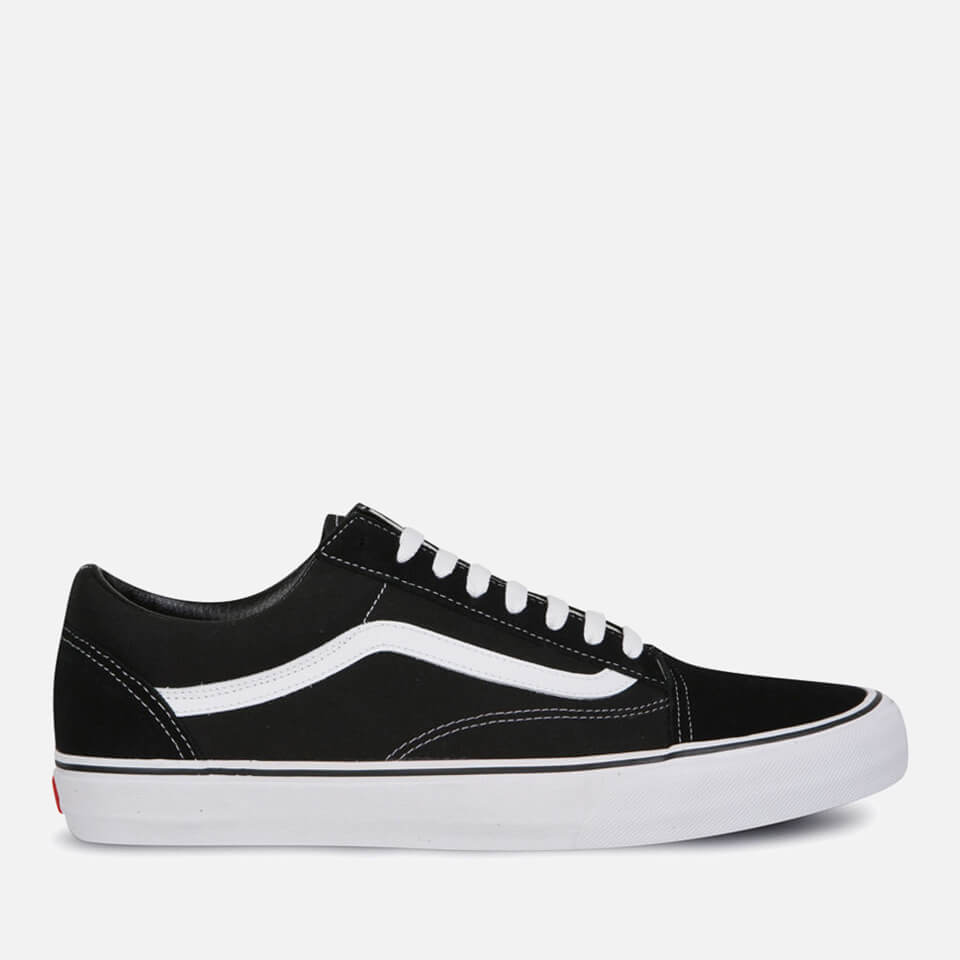 Vans Old Skool Trainers Black White Uk 8