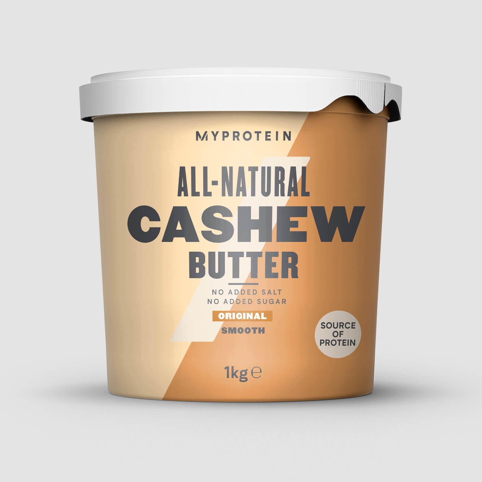 Beurre de cajou - 1kg - Nature - Doux