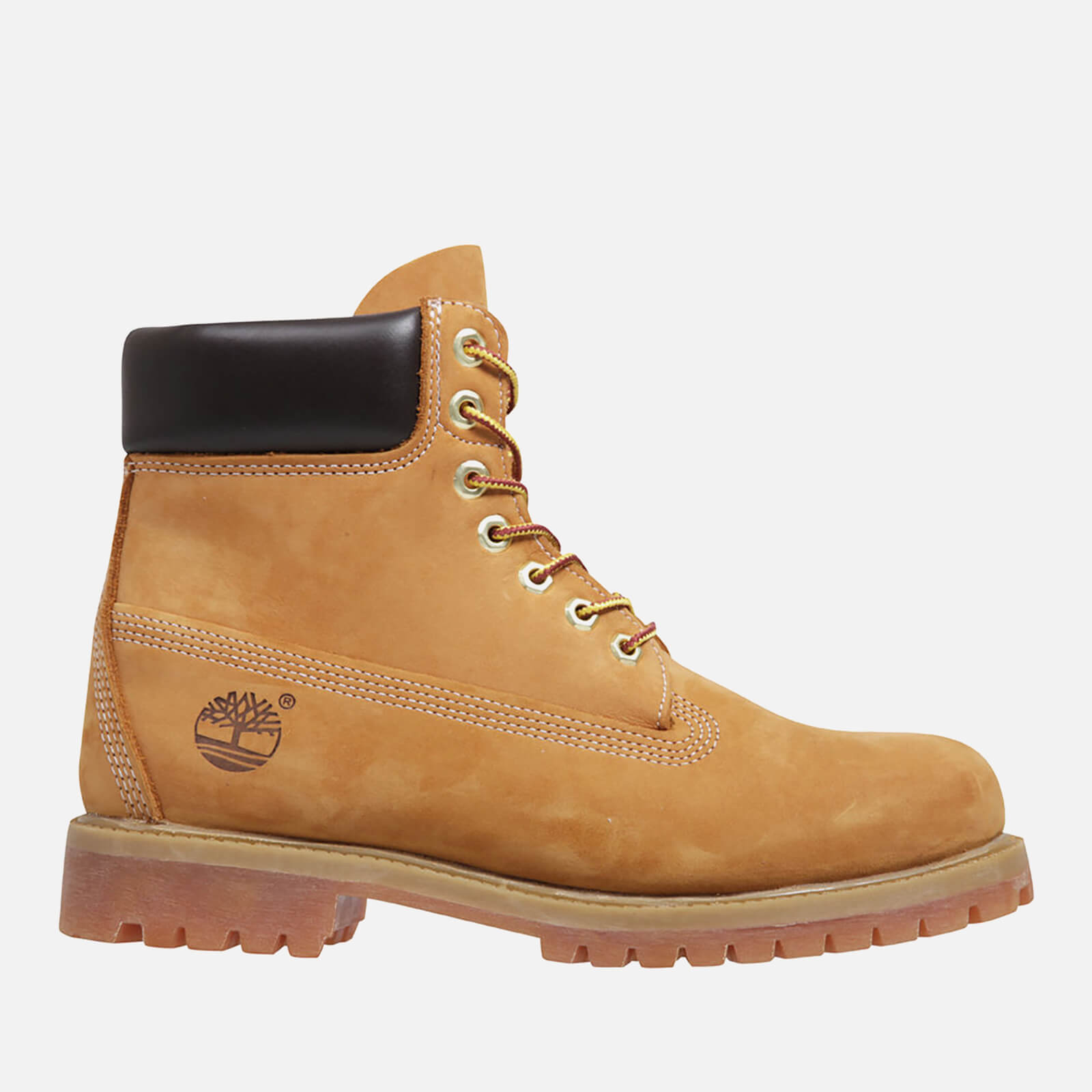 Timberland Mens 6 Inch Premium Waterproof Boots Wheat Uk 10