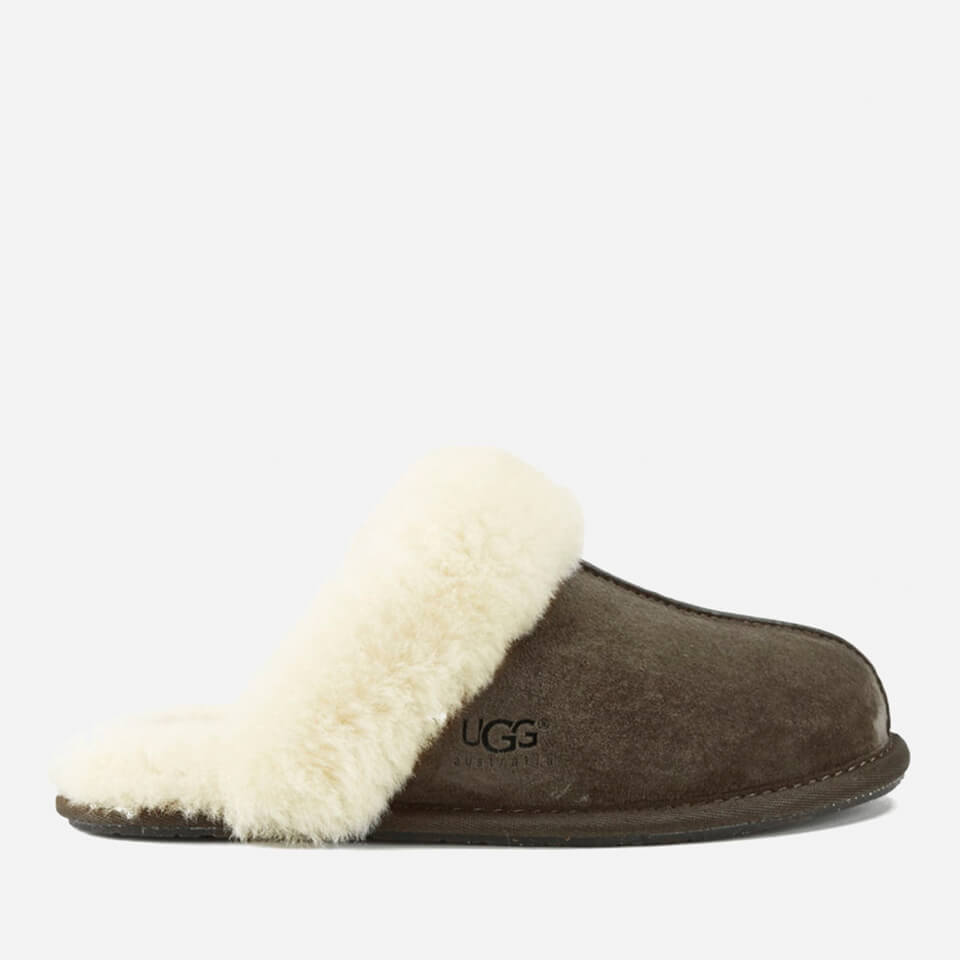 Click to view product details and reviews for Ugg Womens Scuffette Ii Sheepskin Slippers Espresso Uk 3.