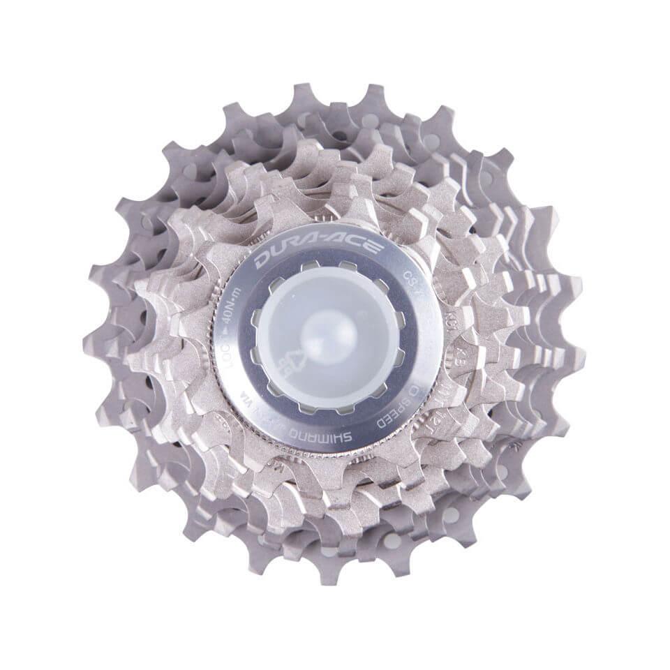 Shimano Dura-Ace CS7900 Fahrrad Kassette - 10 fach - 11-25T - Grau