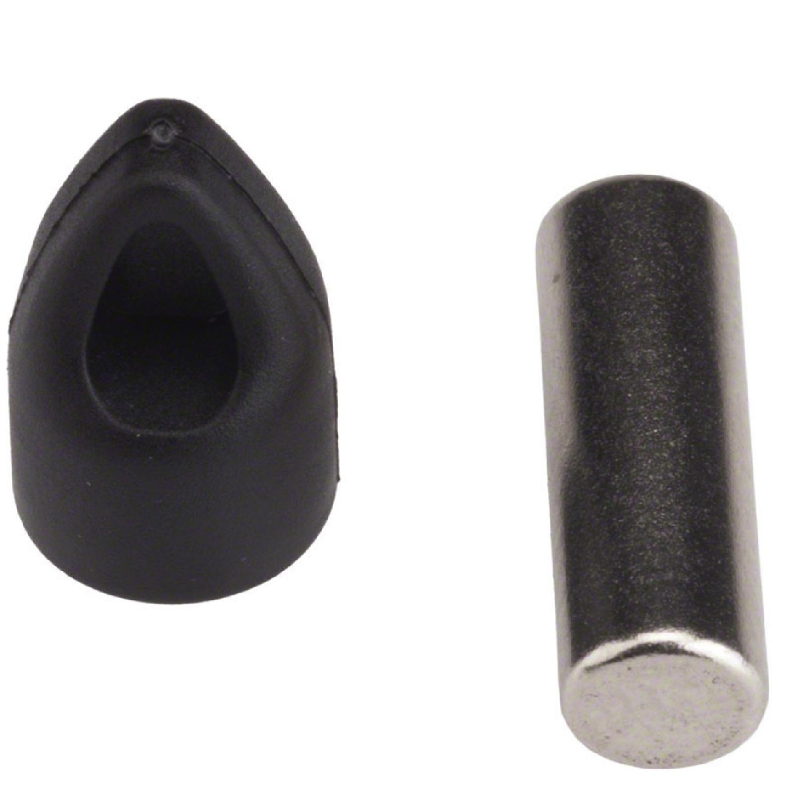 Campagnolo Veloce 10 Speed Rear Derailleur - Medium Cage - Black
