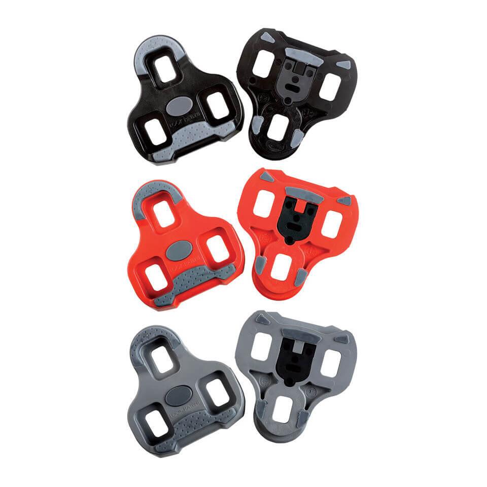 Look Keo Grip Cleats - Black - 0 Degrees - Black