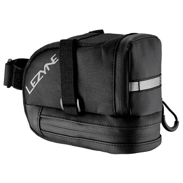 Lezyne L-Caddy Satteltasche - eine Option - Schwarz