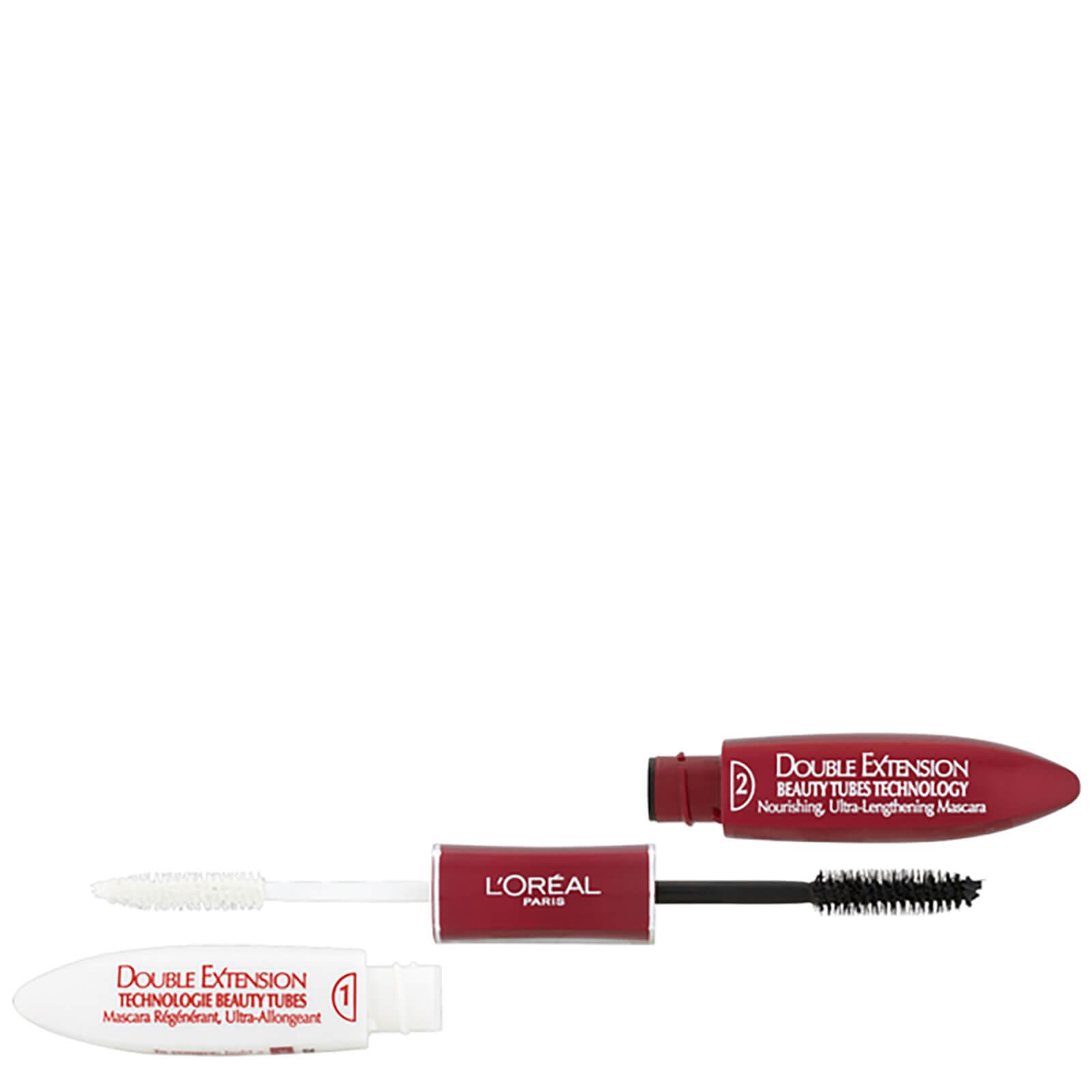 Купить Удлиняющая тушь для ресниц L'Oréal Paris Double Extension Beauty Tube Mascara - Black