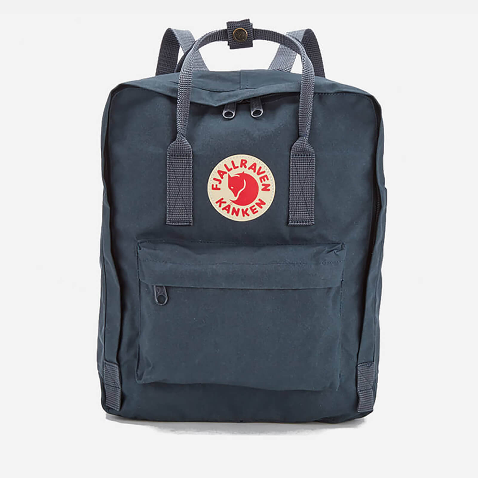 Click to view product details and reviews for Fjallraven Kanken Backpack Navy.