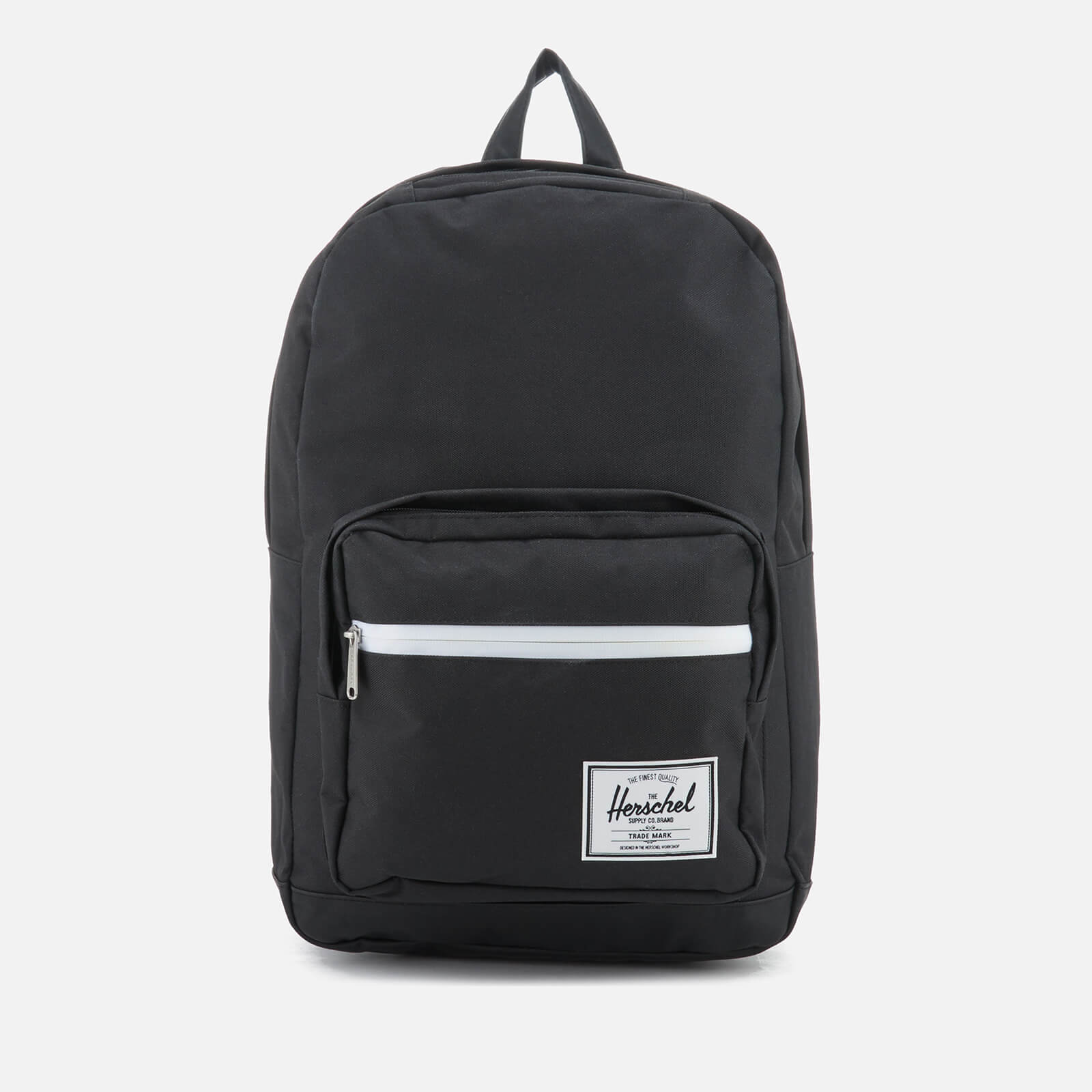 Herschel Supply Co Mens Pop Quiz Backpack Black