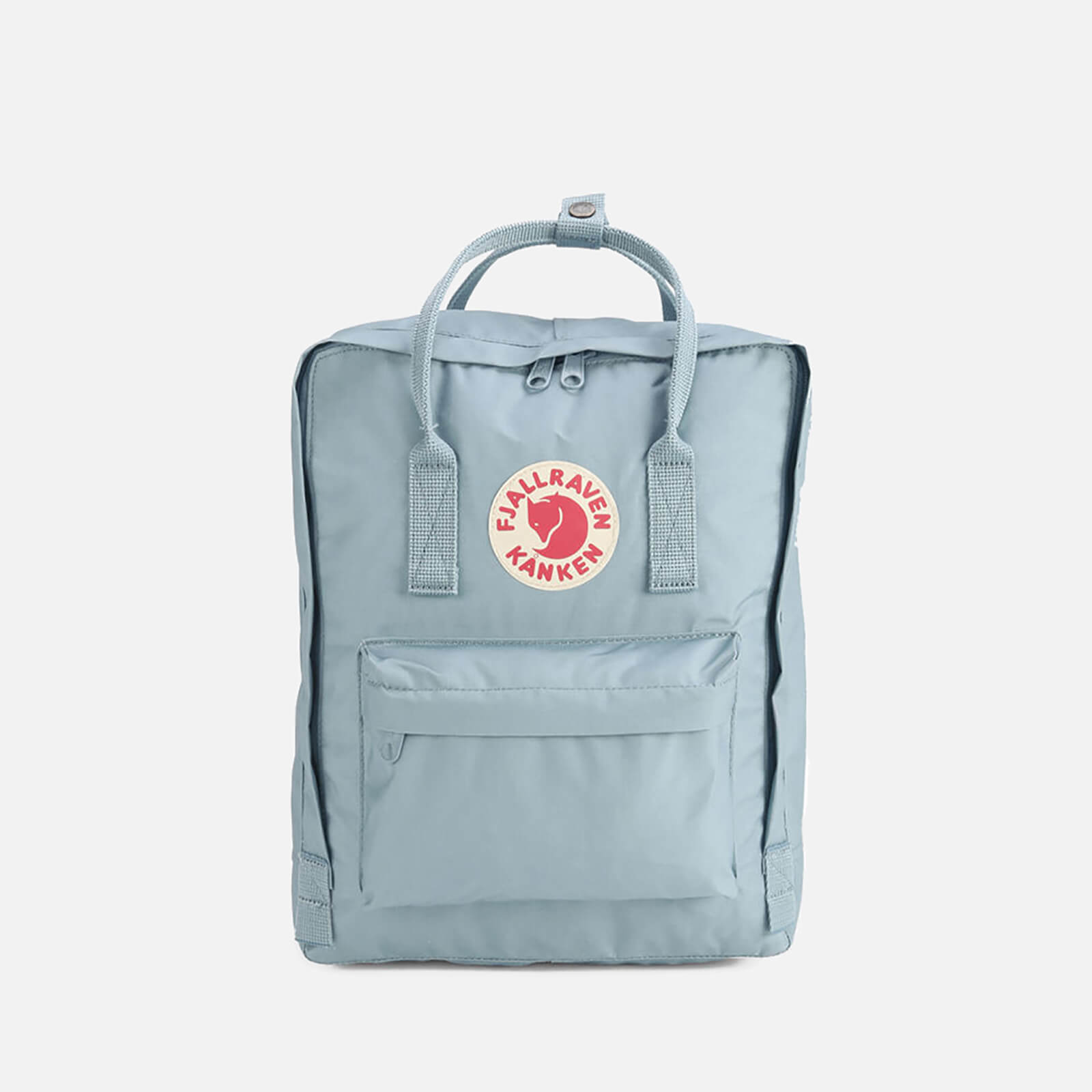 Click to view product details and reviews for Fjallraven Kanken Backpack Sky Blue.