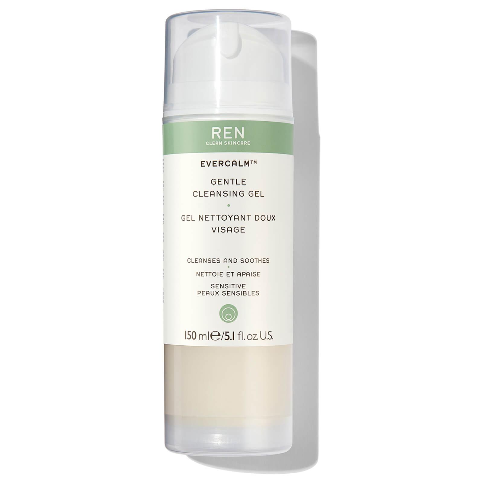 Ren Clean Skincare Evercalm™ Gentle Cleansing Gel 5.1 oz/ 150 ml