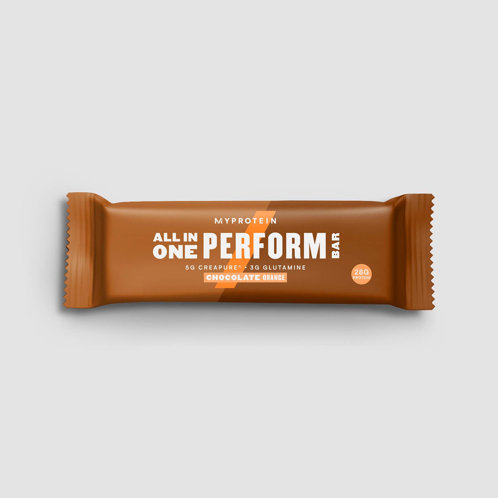 Barre performance tout-en-un - Chocolat-Orange