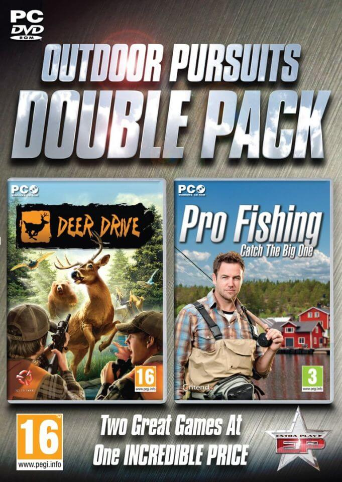 Outdoor Pursuits Double Pack – Deer Drive & Pro Fishing