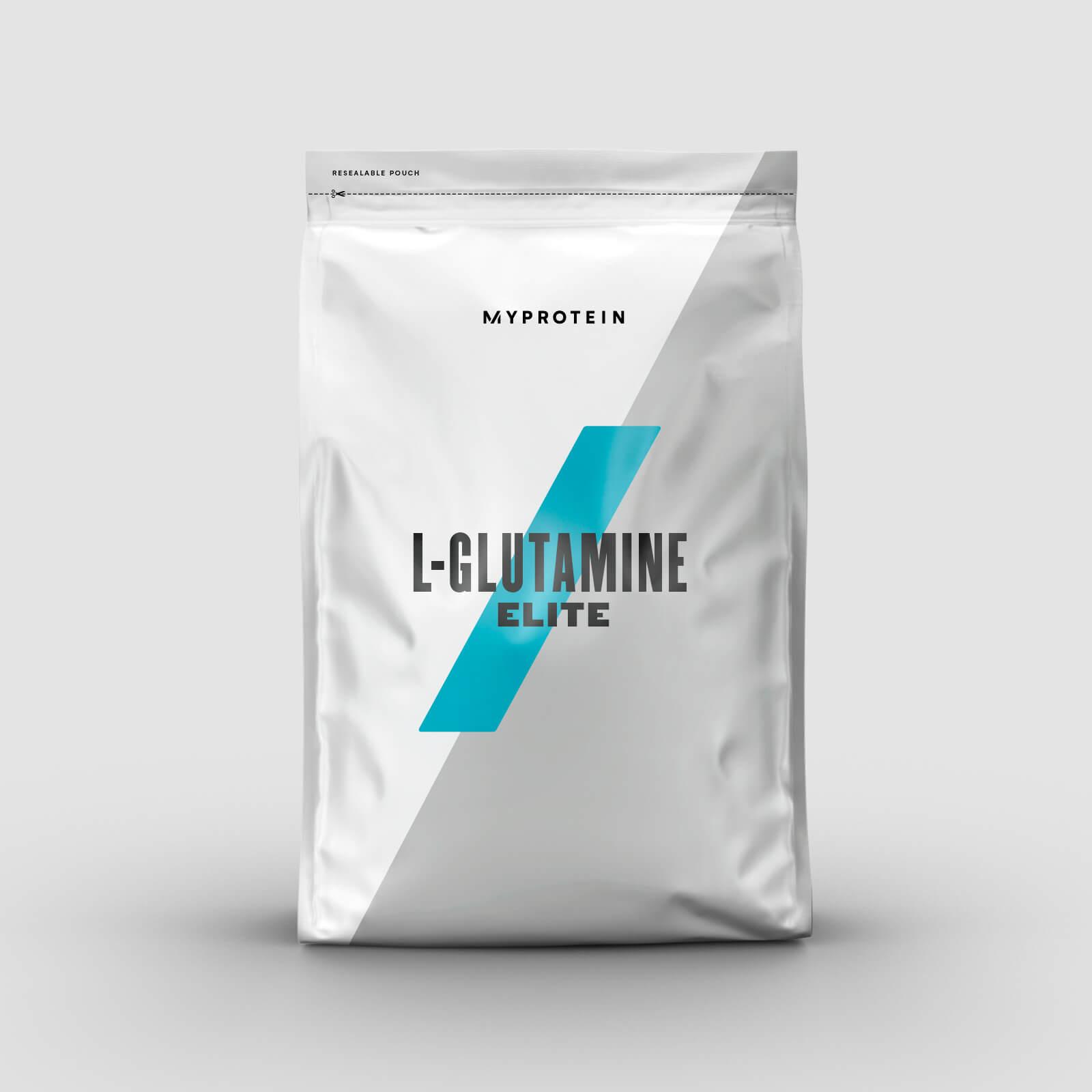 L- Glutamine Elite - 500g - Sans arôme ajouté