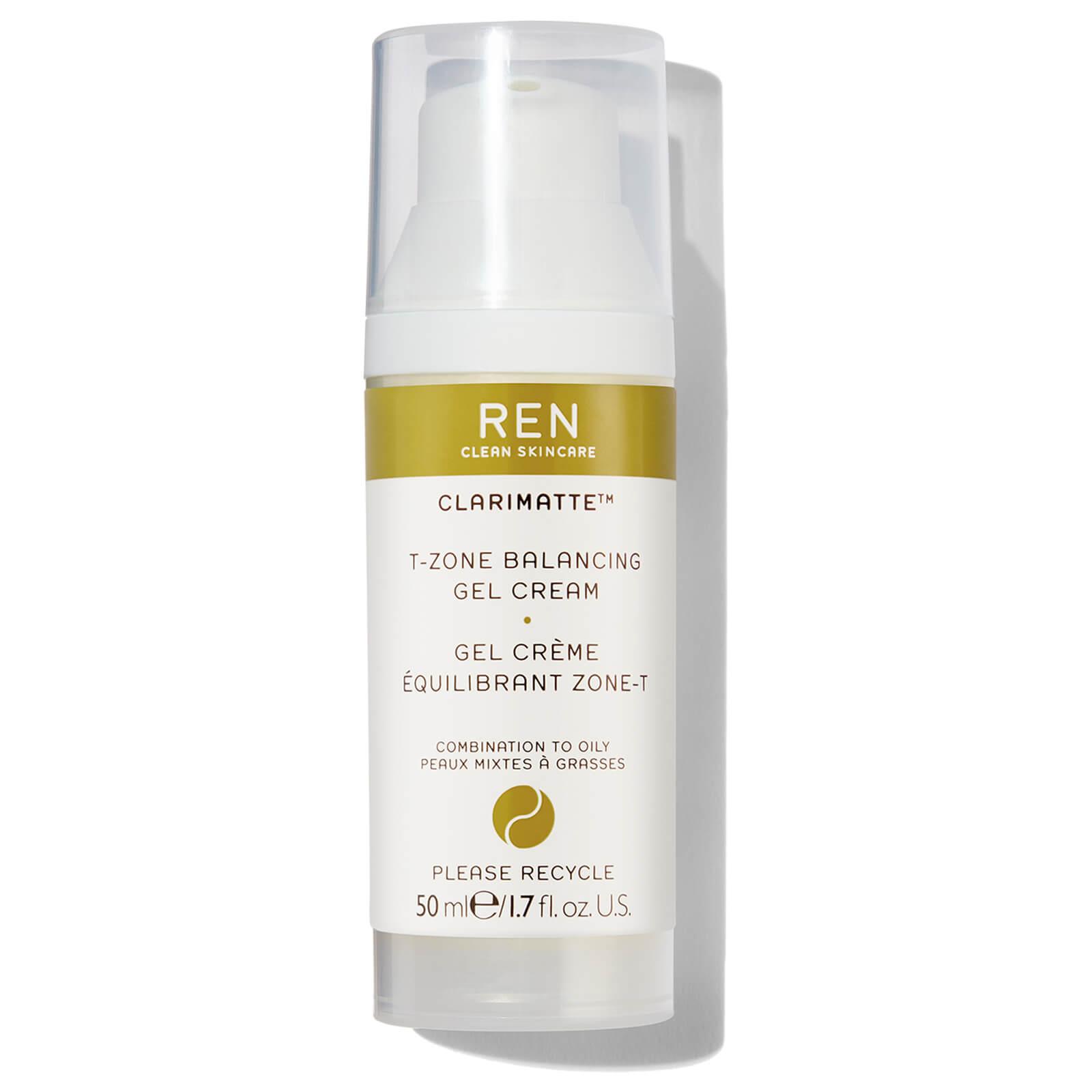 Купить Балансирующий гель-крем для Т-зоны REN Clarimatte™ T-Zone Balancing Gel Cream