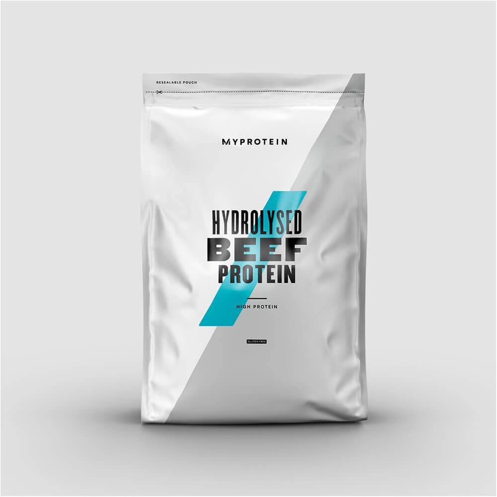 Protéine de bœuf hydrolysée - 2500g - Chocolat