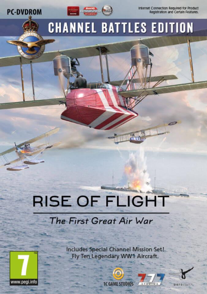 Rise of Flight – Channel Battles Edition