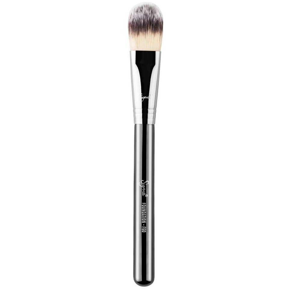 Купить Кисть для нанесения основы подмакияж Sigma Beauty F60 - Foundation Brush