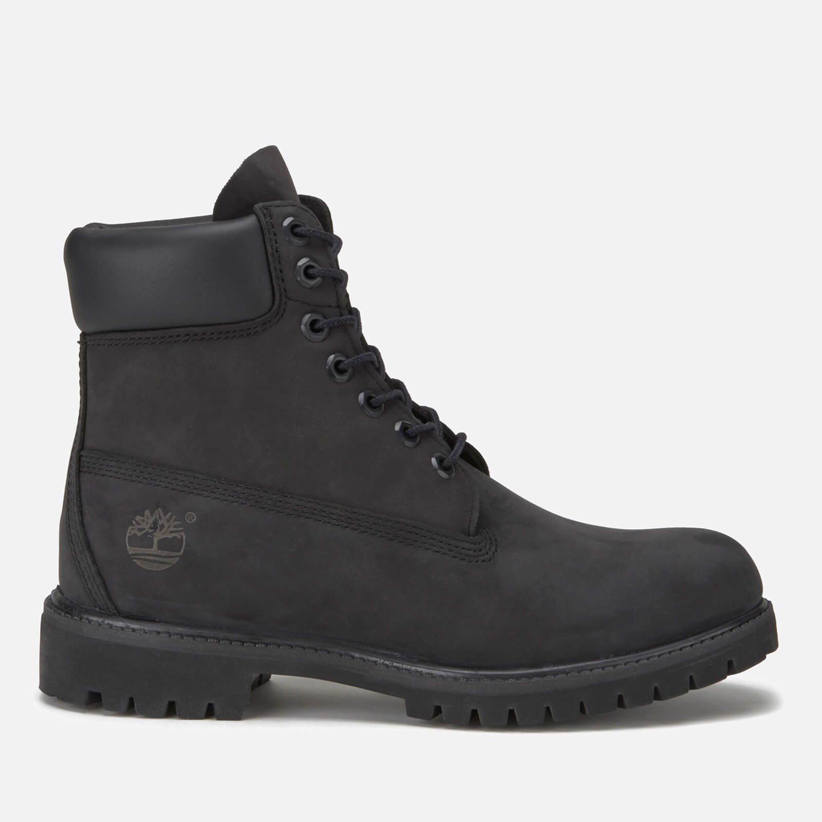 Timberland Mens 6 Inch Premium Waterproof Boots Black Uk 8