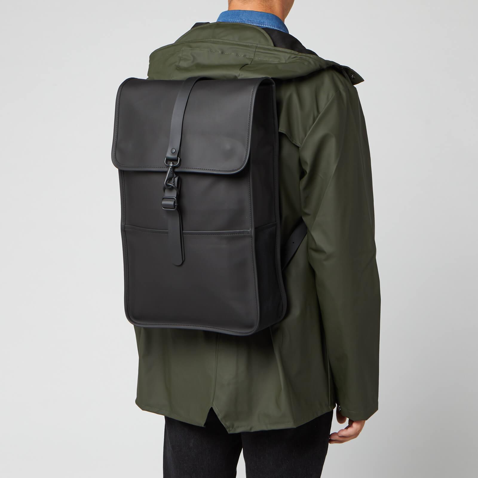 Rains Backpack - Black