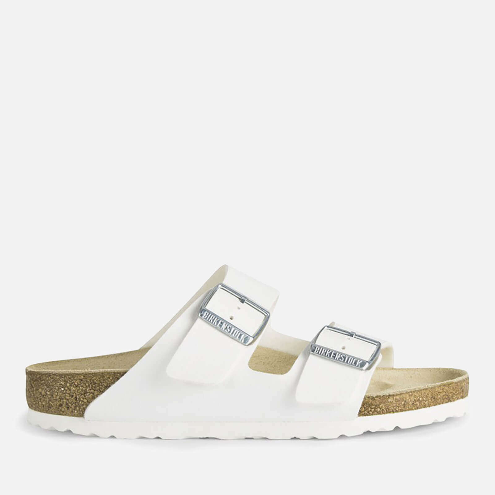 Click to view product details and reviews for Birkenstock Womens Arizona Double Strap Sandals White Eu 41 Uk 75.