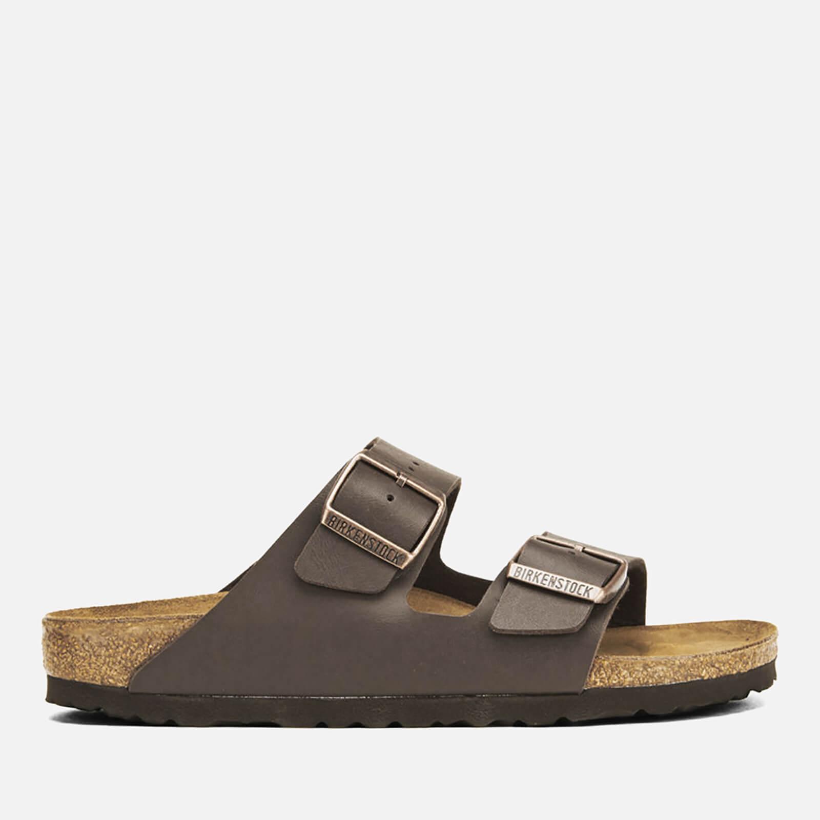 Birkenstock Women's Arizona Slim Fit Double Strap Sandals - Black - Eu 42/Uk 8 - Eu 36/Uk 3.5