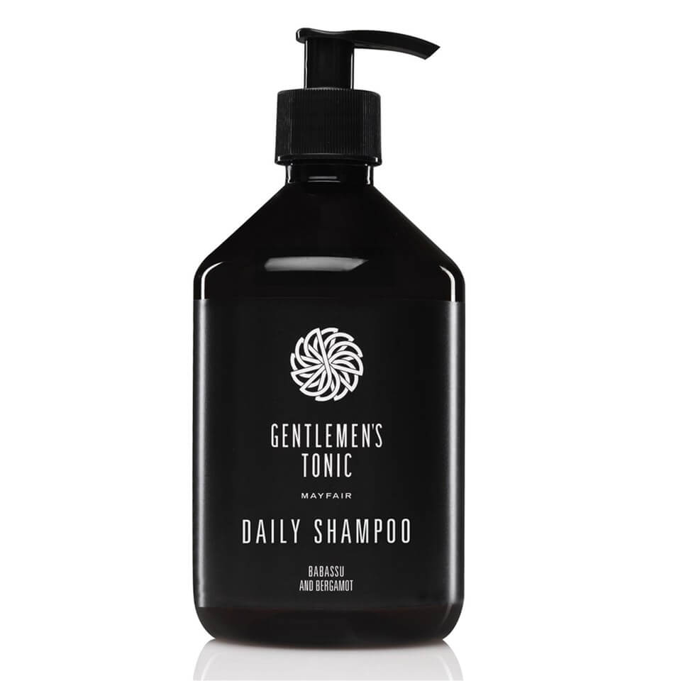 Gentlemen's Tonic Daily Shampoo (500ml)