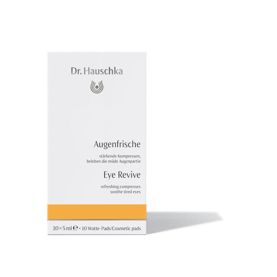 Купить Средство для снятия усталости глаз Dr. Hauschka Eye Revive (10 x 5мл)