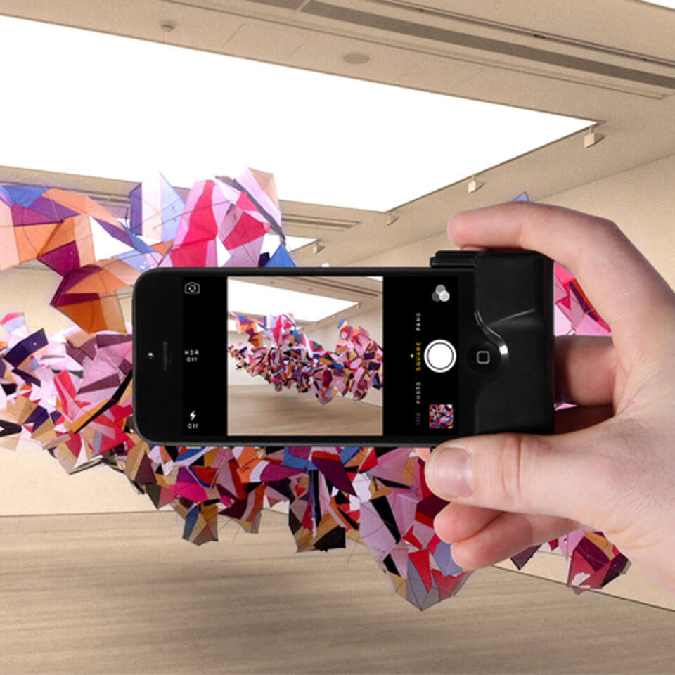 Image of Camera Shutter for iPhone 5