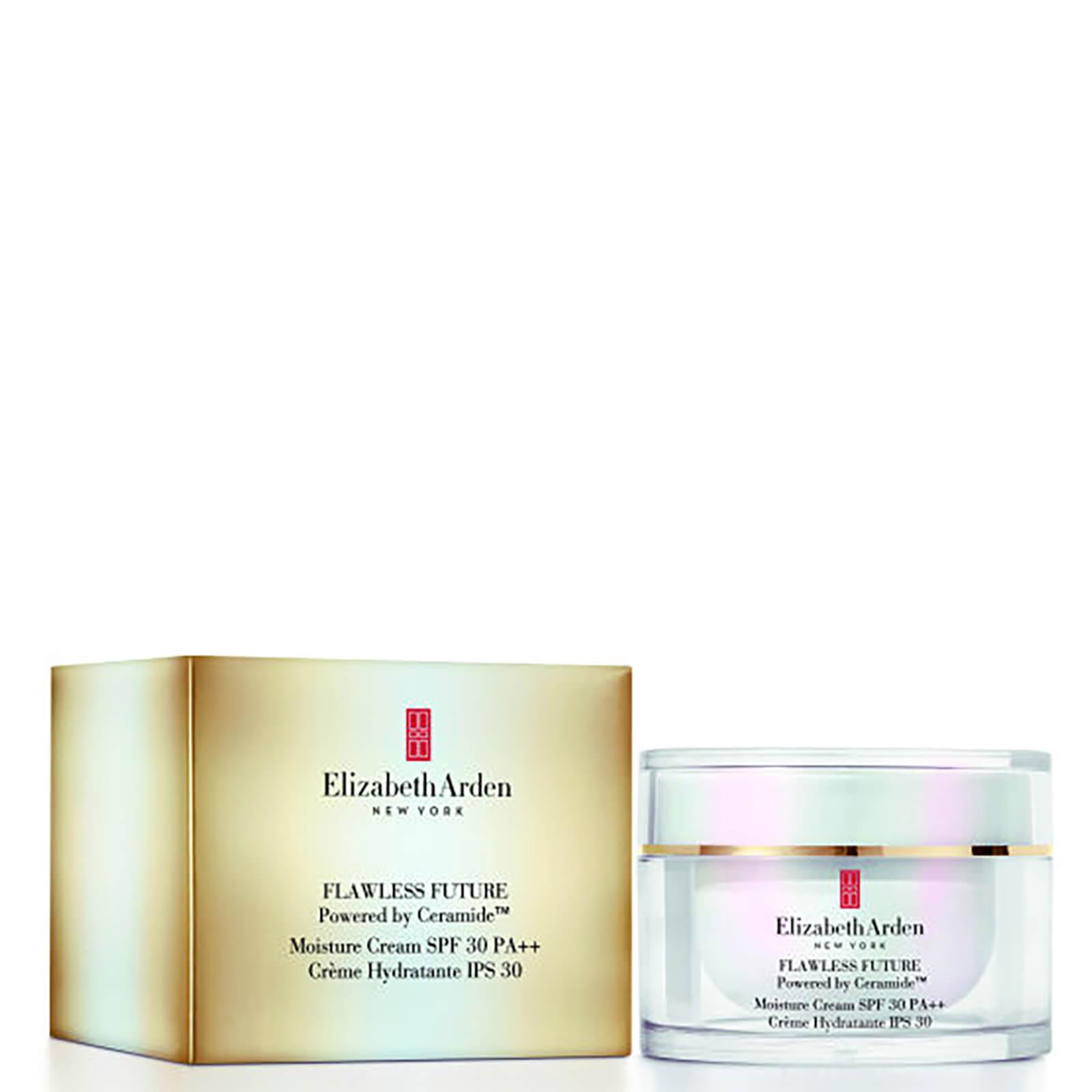 Elizabeth Arden Flawless Future Moisture Cream SPF30 PA++ Powered by Ceramide (50ml)