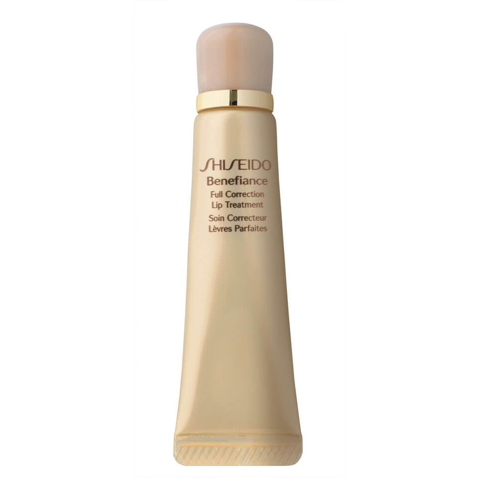 Средство для полного восстановления контура губ Shiseido Benefiance Full Correction Lip Treatment (15мл)