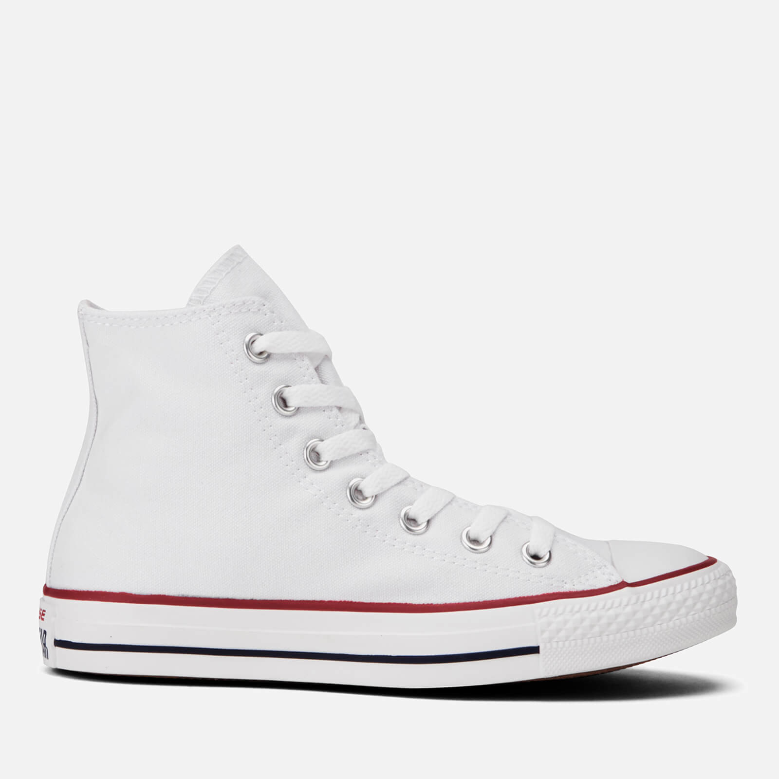 Converse Chuck Taylor All Star Hi-Top Trainers - Optical White - UK 6