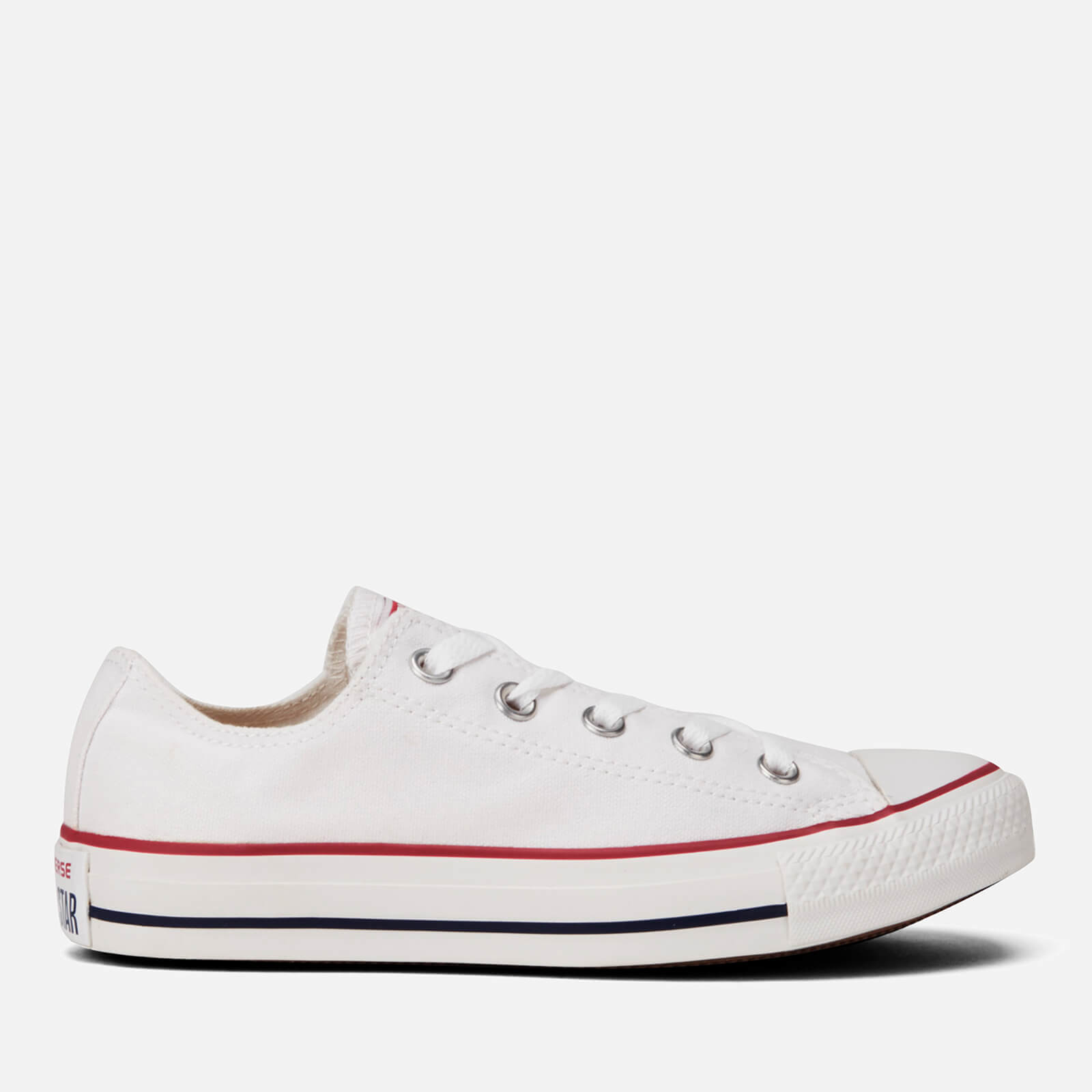 Click to view product details and reviews for Converse Chuck Taylor All Star Ox Trainers Optical White Uk 10.