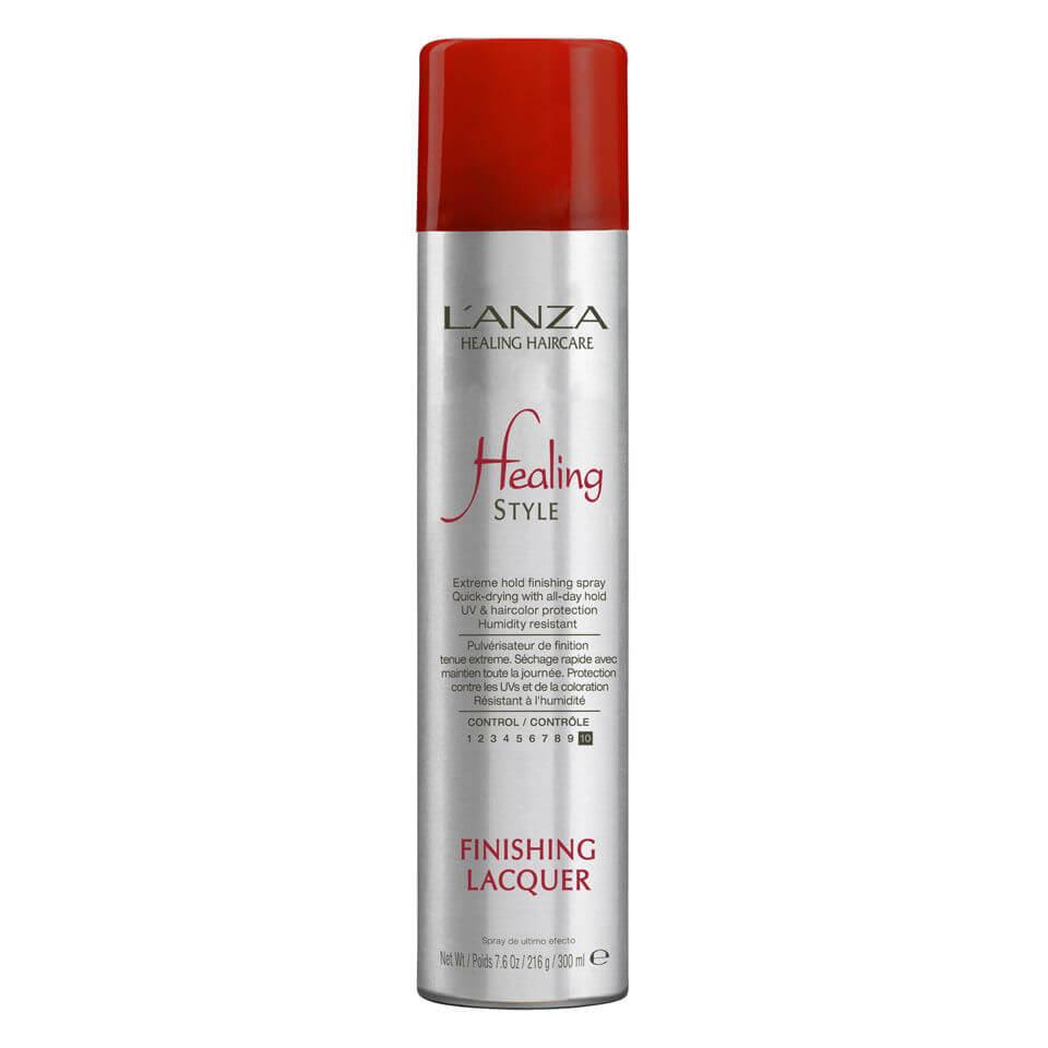 L'Anza Healing StyleLaque deFinition(300ml)