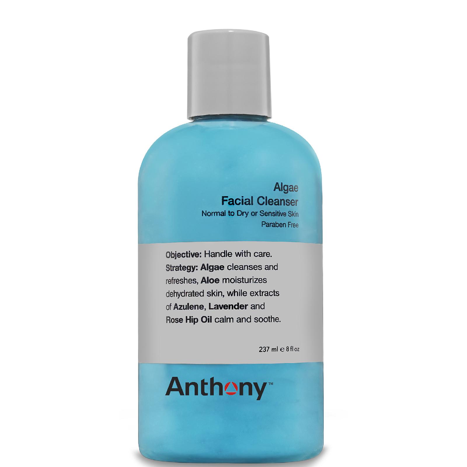 Купить Очищающее средство для лица Anthony Algae Facial Cleanser