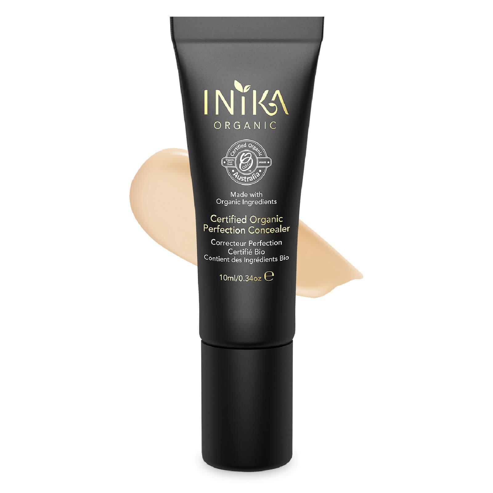 INIKA Certified Organic Natural Perfection Concealer (Various Shades) - Medium
