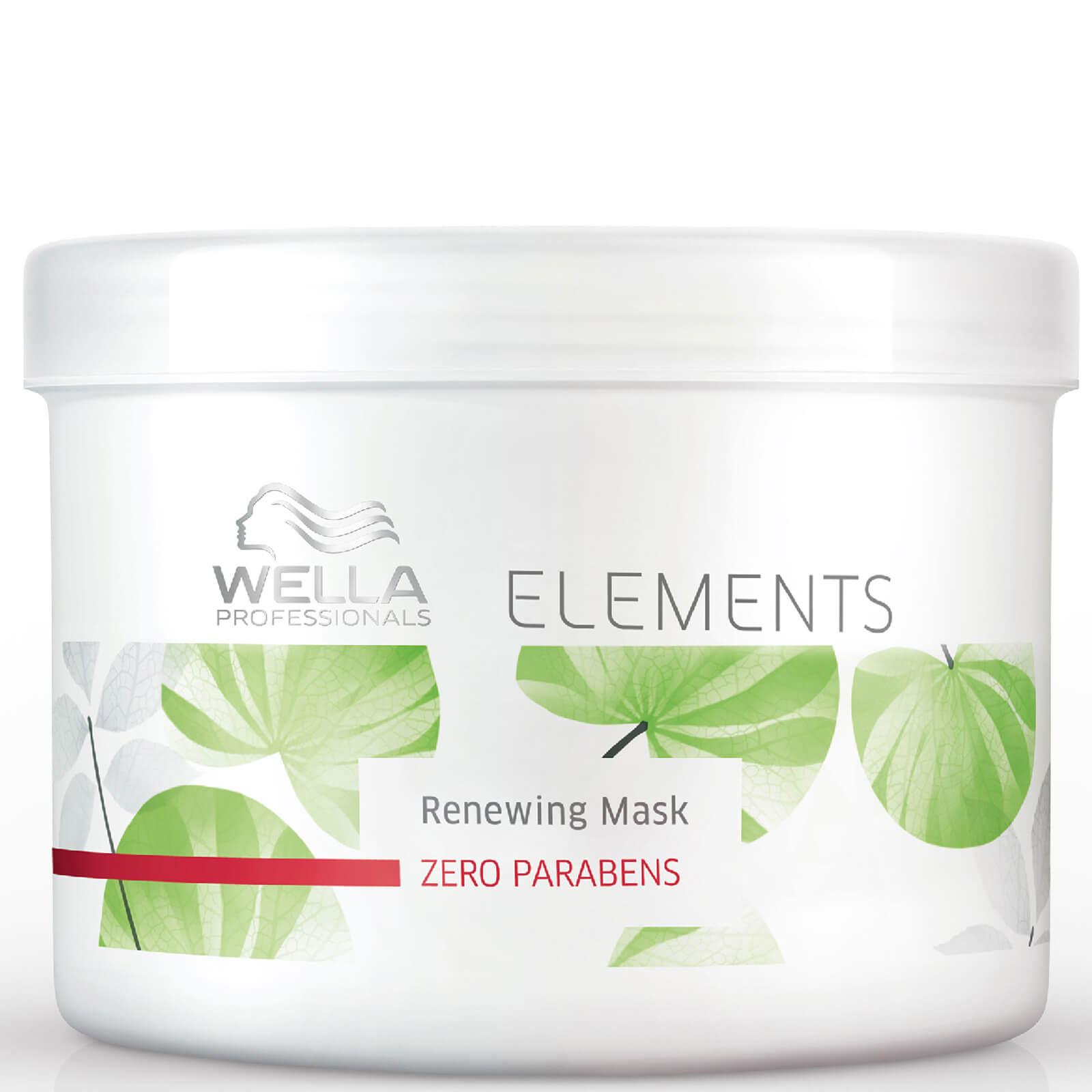 Máscara Elements Renew da Wella Professionals (500 ml)