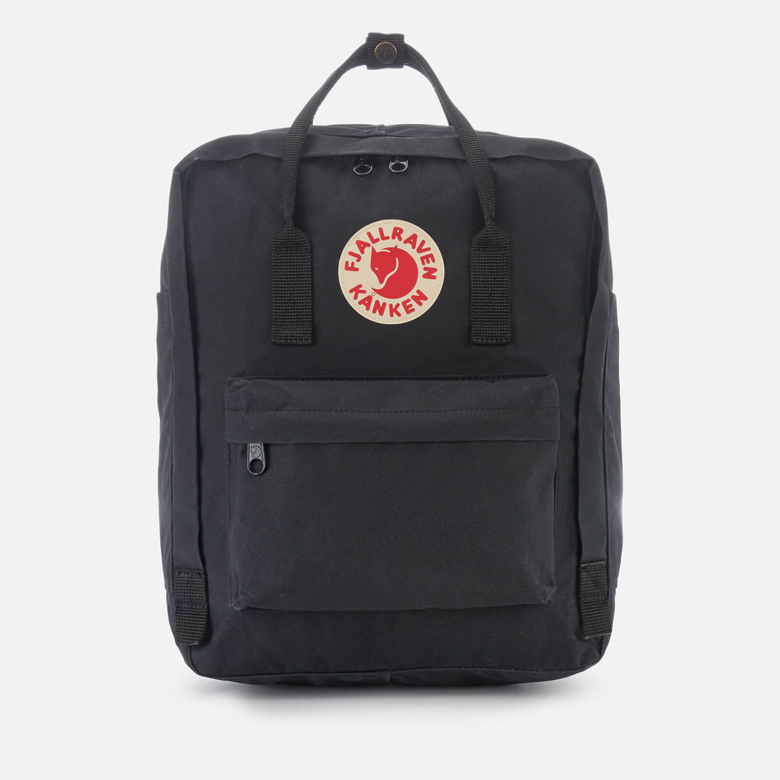 Click to view product details and reviews for Fjallraven Kanken Backpack Black.