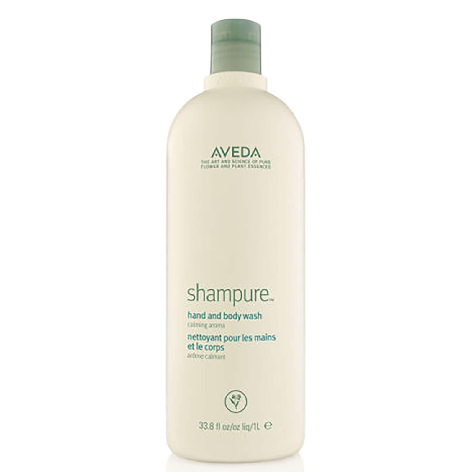 Aveda Shampure Hand and Body Wash 1000ml (Worth £70.00)