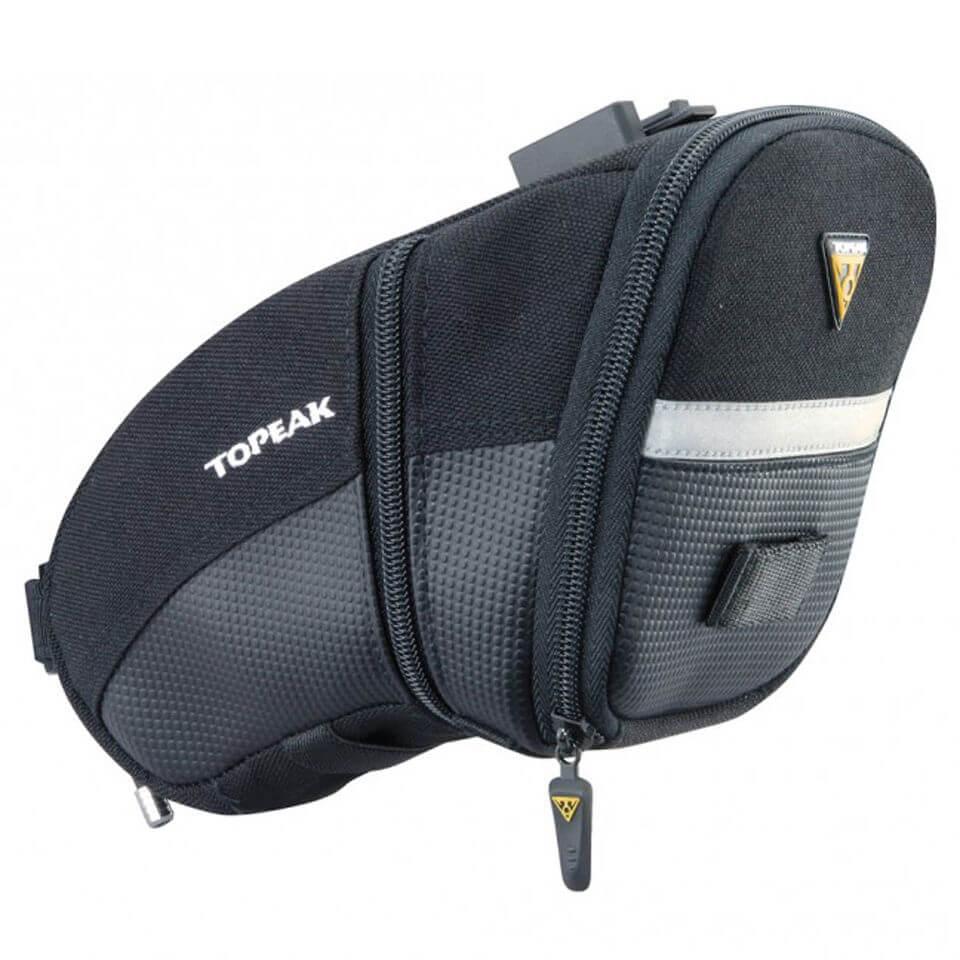 Topeak Wedge Aero QR Saddle Bag - Large