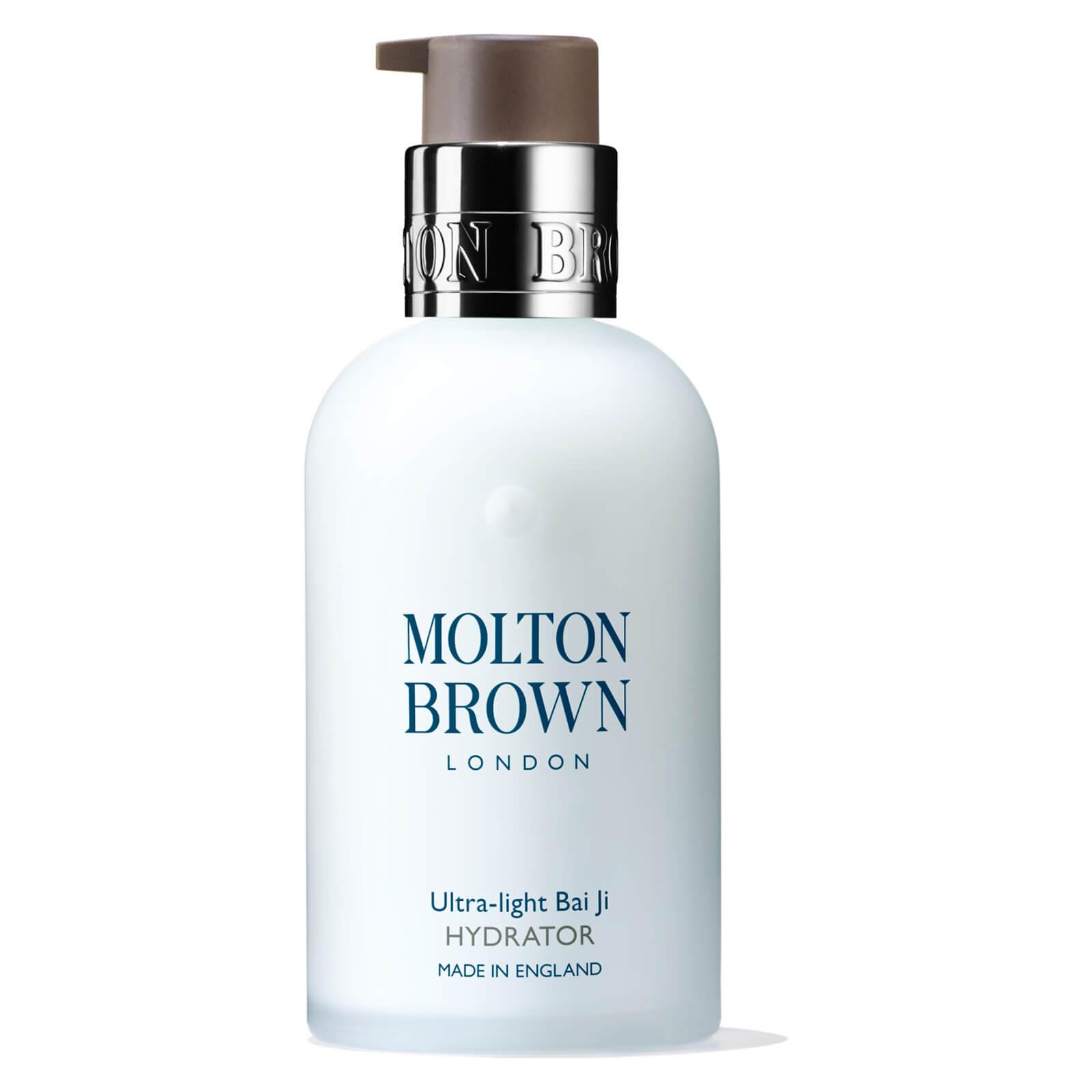 Watch a story about MOLTON BROWN ULTRA LIGHT BAI JI HYDRATOR