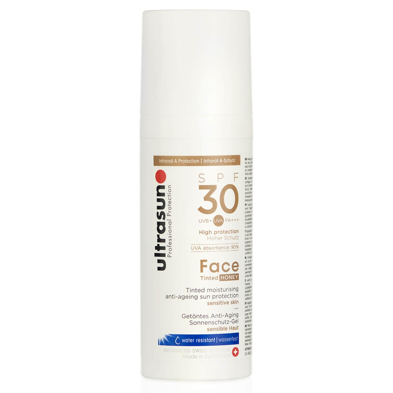 Купить Крем для лица Ultrasun Tinted 30 SPF (50мл)