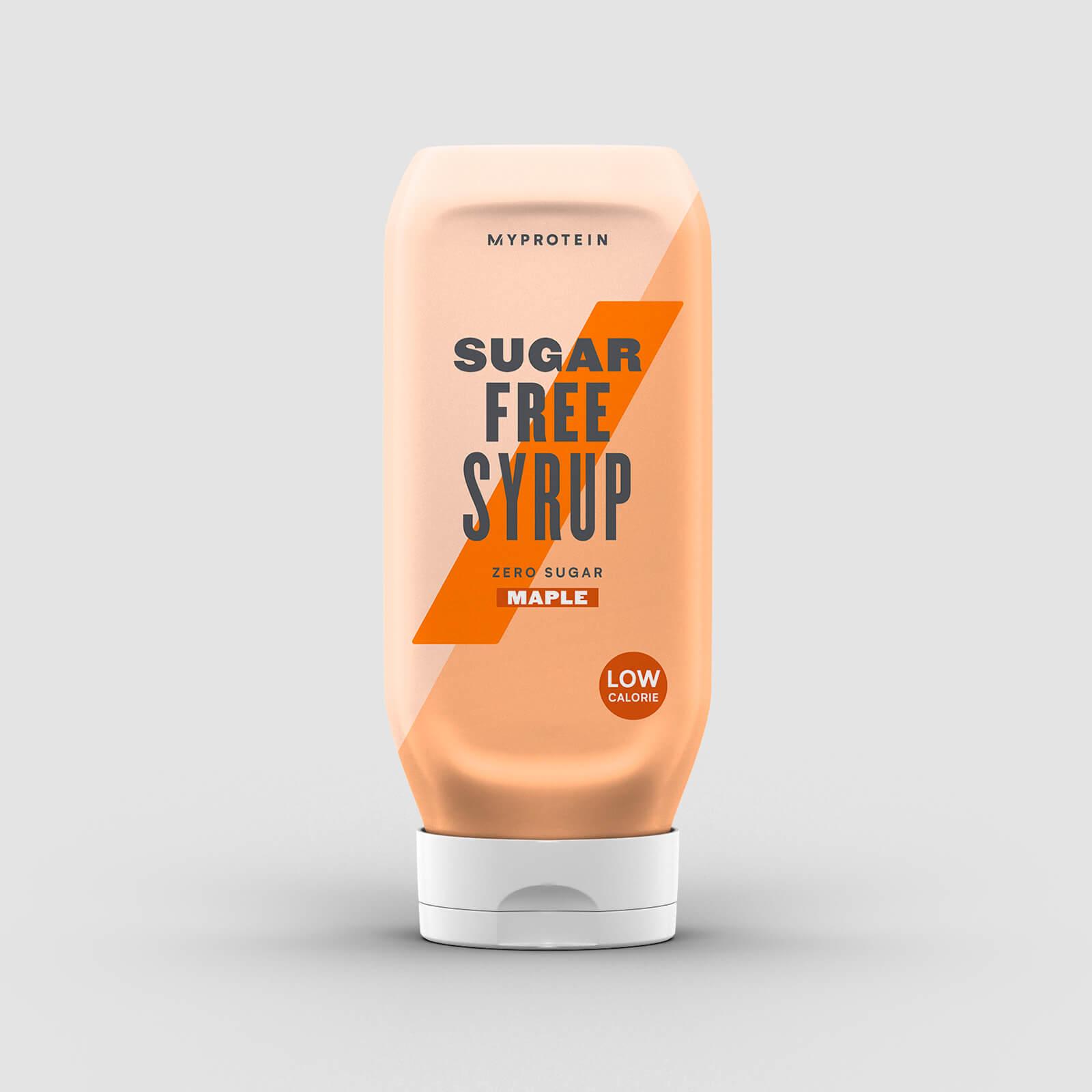 Купить Сироп без сахара - 400ml - Кленовый сироп, Myprotein International