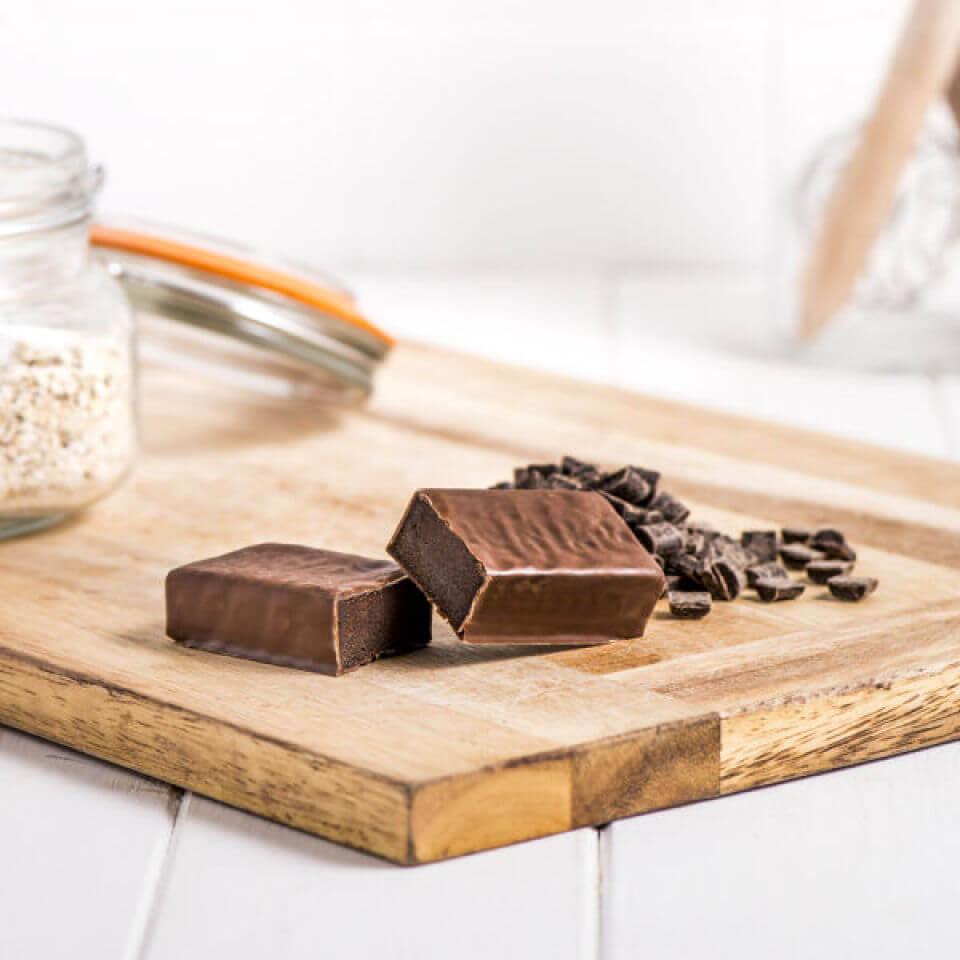Doppel-Schokolade Riegel (7er Box)