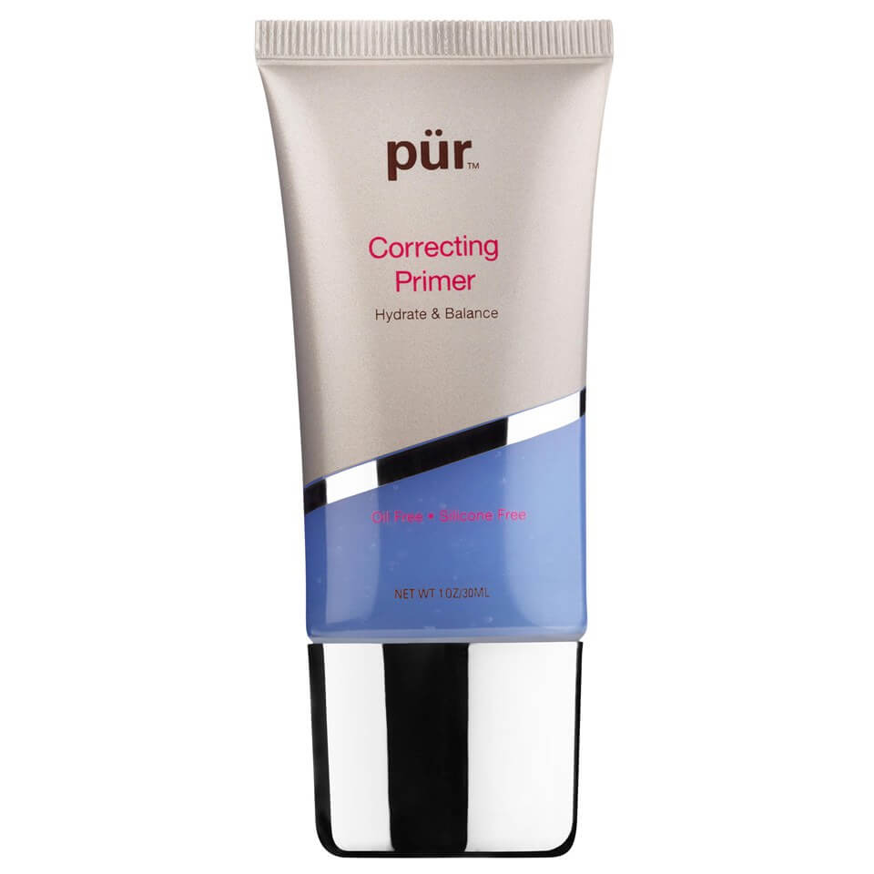 PÃœR Colour Correcting primer idratante e riequilibrante - PÃœRple
