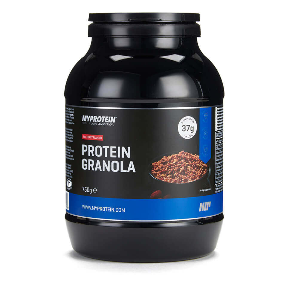 Купить Протеиновая гранола - 750g - Шоколадная карамель, Myprotein International