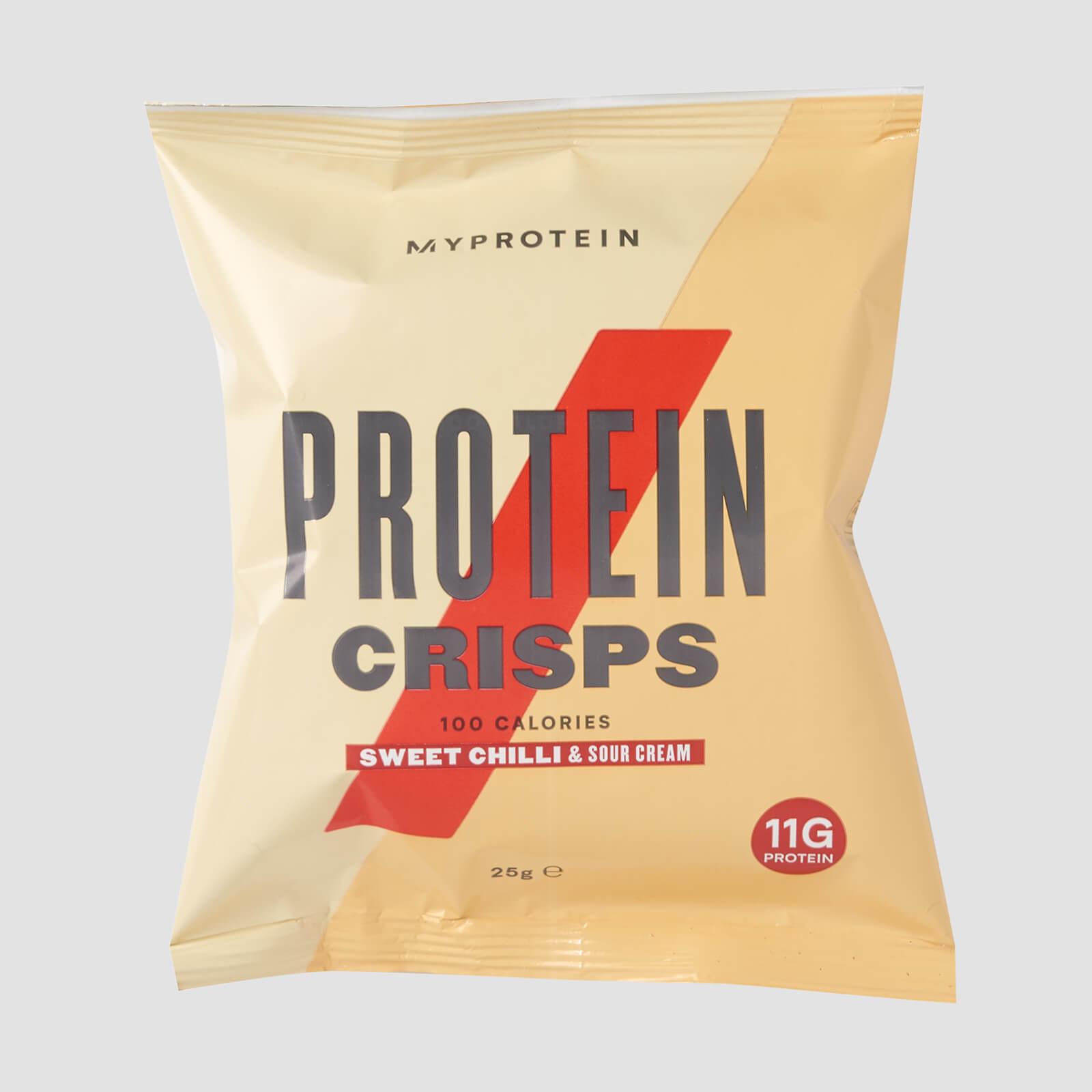Chips protéinées (Échantillon) - Sweet Chilli & Sour Cream