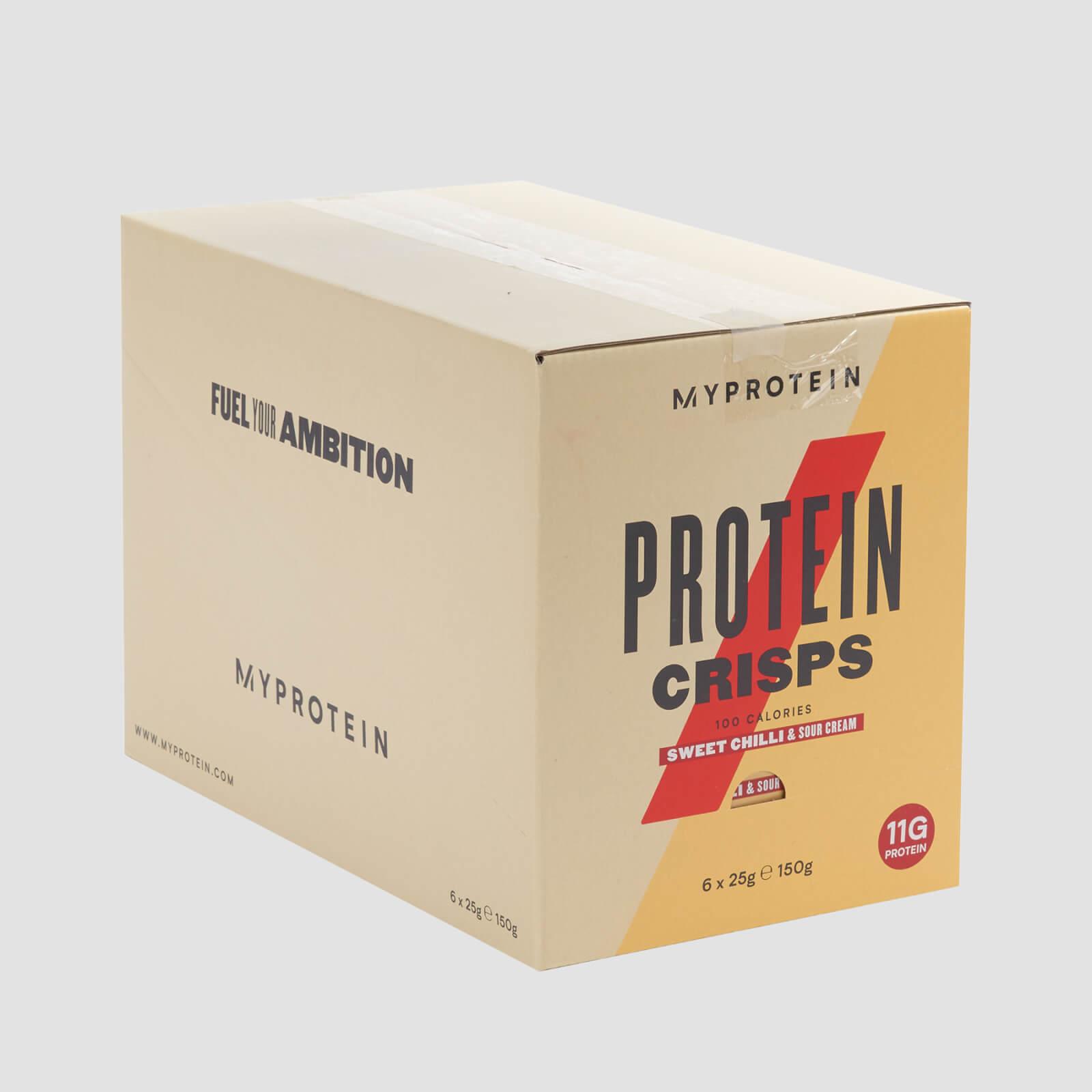 Chips protéinées - Sweet Chilli & Sour Cream